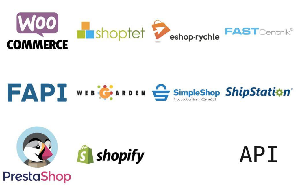 Napojená e-shopová řešení
